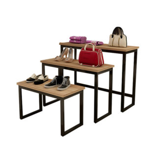Cheap Tiered Table Display China Wholesale Price