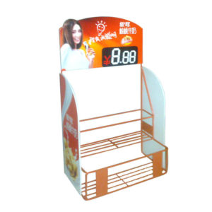 Beverage Wire Display Stands China Factory OEM/ODM