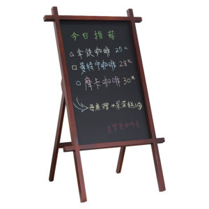 Wooden Poster Easel Stand China Factory